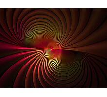 Tubular Intersect Photographic Print
