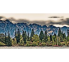 Lake Wakatipu, Queenstown III Photographic Print