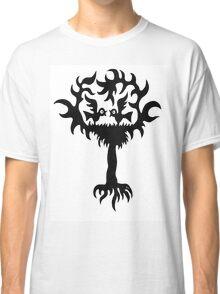 Funny Birds on Tree t-shirt design Classic T-Shirt