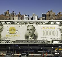 New York, First $100,000 by Summicron