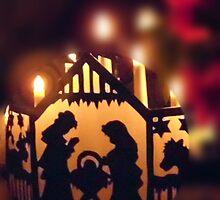 Frohe Weihnachten, Merry Christmas by Heidi Mooney-Hill