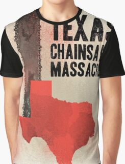 The Texas chainsaw massacre Graphic T-Shirt
