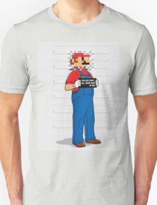 Super Wario T-Shirt
