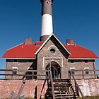 Fire Island Lighthouse by Ken Griffith