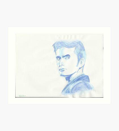 Davit Tennant DW Art Print