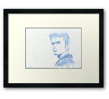 Davit Tennant DW Framed Print