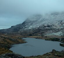 gap of dunloe ( co. kerry  irealnd ) by TIMKIELY