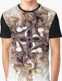 Desert Cross Graphic T-Shirt