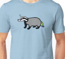 Badgercorn (Unicorn Badger) Unisex T-Shirt