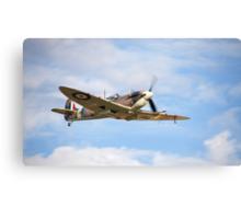 Spitfire Mk5 Canvas Print