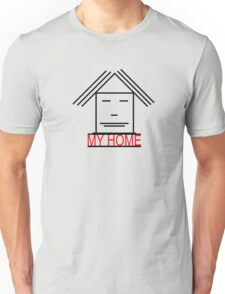 my home Unisex T-Shirt