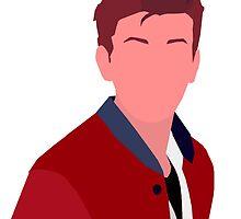 Nathan Prescott - Simplistic graphic by Jatiiw
