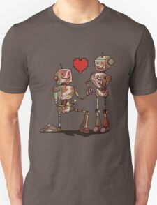 DIGITALOVE- red heart T-Shirt