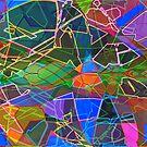 ROAD MAP  by Paul Quixote Alleyne