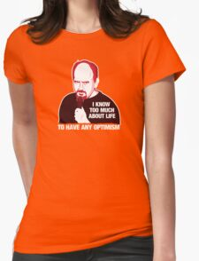Louis C.K. Womens Fitted T-Shirt