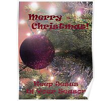 Merry Christmas 2011 Poster