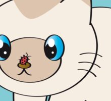 Meow kitty Sticker