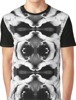 Soft and Fluffy Art Ornament Graphic T-Shirt