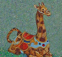 Giraffe by STHogan