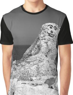 Happy To See You Graphic T-Shirt