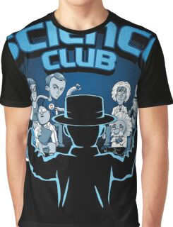 Science Club Graphic T-Shirt