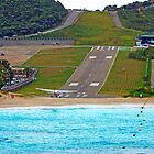 Short Landing Strip by Roland Pozo