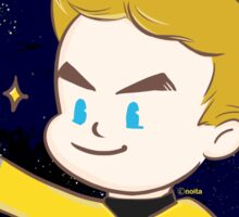 Star trek - James T. kirk Sticker