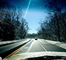 a midday winter drive by nastruck