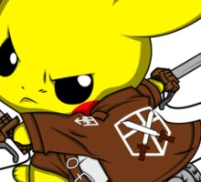 Shingeky no Pika Sticker
