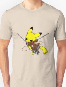 Shingeky no Pika T-Shirt