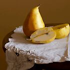 Pears by Margarita K