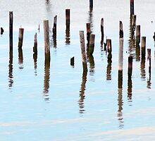 Abstract Reflections by Susan Werby