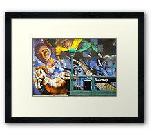 Morgan Avenue - Brooklyn Framed Print