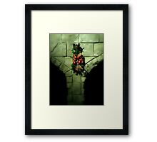 Christmas At The Castle ~ Part Two Framed Print