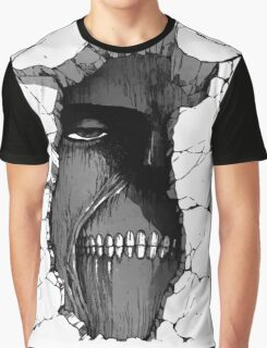Peeking Titan Graphic T-Shirt