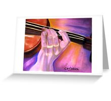 Maestro Greeting Card