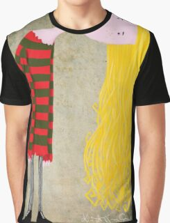 Unadjusted Graphic T-Shirt