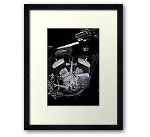Brough Superior 11.50 Engine Framed Print