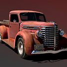 1949 Diamond REO Pickup Truck by TeeMack