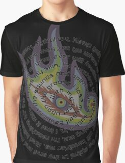 Spiral Out - Lateralus Graphic T-Shirt