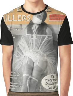 Detective Trillers Magazine February Graphic T-Shirt