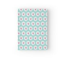 Provence Rose Pattern Hardcover Journal