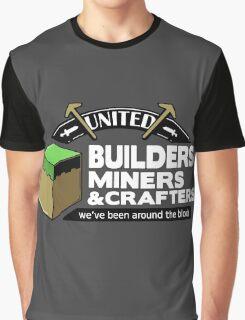 Been Around the Block - Minecraft Shirt Graphic T-Shirt