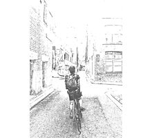 The Fixed Gear 2  Photographic Print