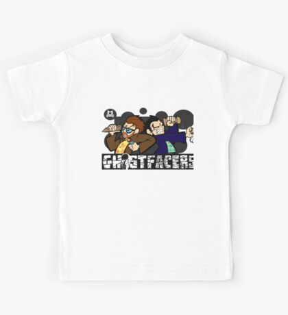 Ghostfacers! Kids Clothes