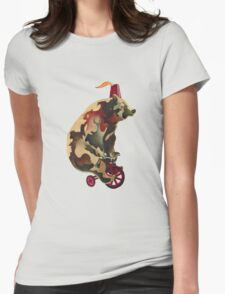 Yuri The Magnificent Womens Fitted T-Shirt