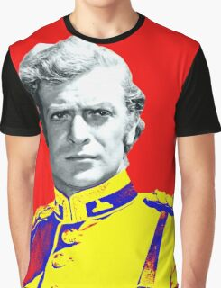 Michael Caine in Zulu Graphic T-Shirt