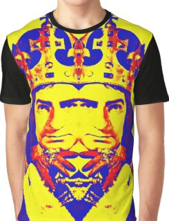 Laurence Olivier, double in Richard III Graphic T-Shirt