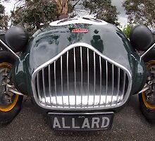 Allard J2 1949 by Geoffrey Higges