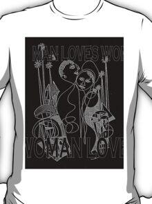 Manloveswomanwomanlovesman T-Shirt